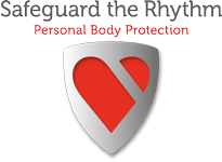 Logo Safeguard The Rhythm